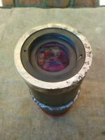 USSR Big Heavy Industrial Lens Microscope Objective Photolithography