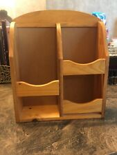 Small Wooden Display Stand