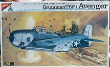 """NICHIMO 1/48  TBF-1 AVENGER  """"NEUF"""""""