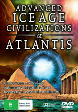 Advanced Ice Age Civilizations and Atlantis DVD Region 0 TRACKED Postage
