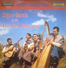 Digno Garcia Y Su Trio Del Paraguay - Rythmes d'Amerique Latine [LP]