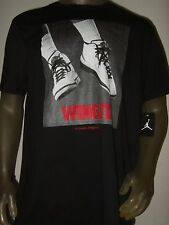 Nwt Men's XL Nike Air Michael Jordan Basketball Jumpman Wing It Shoes Tee Shirt