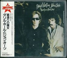 Daryl Hall & John Oates Beauty on a back street Japan CD w/obi B20D-41021