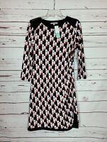 41 HAWTHORN Stitch Fix Women's M Medium Black Avara Jersey Dress NEW With TAGS