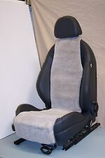 MBZ Factory Sheepskin Seat Covers (Inserts), CLK (209 Chassis)-3 colors