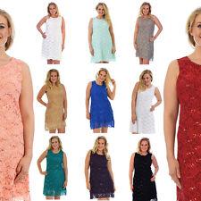 Nouvelle Machine Washable Knee Length Dresses for Women