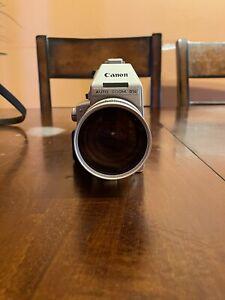 Canon Auto Zoom 814 Super 8 Camera Vintage (Condition - Used)