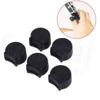 10PCS Black Rubber Clarinet Thumb Rest Cushion Comfort Protector