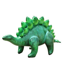 Jet Creations DI-STE8 Inflatable Stegosaurus Dinosaur 46 inch Long- Great for Po