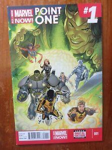 New Marvel Now Point One 1 NM 1st Print HOT BOOK 1st Kamala Khan / Ms. MARVEL