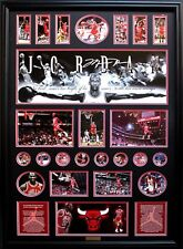 Michael Jordan Signed Chicago Bulls Limited Edition Memorabilia
