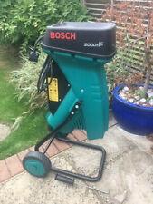 More details for bosch 2000 hp garden shredder