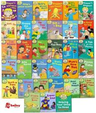 Read with Biff Chip & Kipper 33 Book Set Collection Levels 1-3 - Oxford Reading