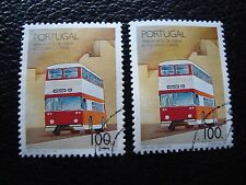 PORTUGAL - timbre yvert et tellier n° 1768 x2 obl (A28) stamp (L)