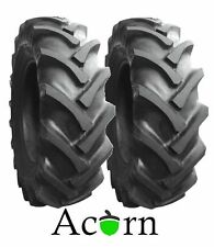 Tractor Rear Tyres 12.4 x 36 BKT TR135  (new)  Deal from Acorn Pair