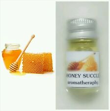 HONEY SUCCLE SCENT AROMA ESSENTIAL OIL FOR DIFFUSER, SPA BATH, CANDLE LAMP, 5ml