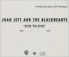 "Joan Jett CD single (CD5 / 5"") Eye To Eye USA promo PRO-CD-7097 WARNER 1994"