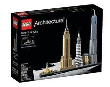 LEGO Architecture New York City (Sealed Brand New) # 21028 Only Supplier Oz Ebay