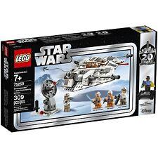 Lego Star Wars - Snowspeeder – Édition 20ème Anniversaire - Jeu de construction