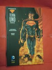 SUPERMAN- terra uno -VOLUME DUE N°2 -Brossurato-DI:Michael scraczynski-DC COMICS