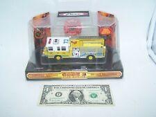 Code 3 Fire Engine Truck #73 - Pierce - Chesterfield Fire Dept. VA- 1/64  - 2000