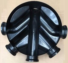 450mm Round Manhole Base Inspection Chamber
