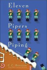 Father Christmas Ser.: Eleven Pipers Piping 2 by C. C. Benison (2012, Hardcover)