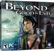 BEYOND GOOD & EVIL PC Game Jewel Case----------brand new