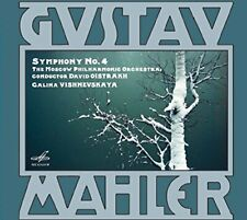 Galina Vishnevskaya/The Moscow Philharmonic Orchestra - Symphony No.4 [CD]