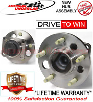 LIFETIME Wheel Bearing Rear Hub Assembly 512357 for 92-16 Buick Chevy Pontiac