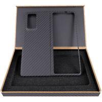 Samsung Galaxy Z Fold 2 5G Schutzhülle Slim 100% Aramid Carbon Faser Cover Case