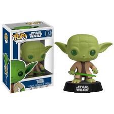 Figuras de acción de TV, cine y videojuegos Funko Yoda, Star Wars