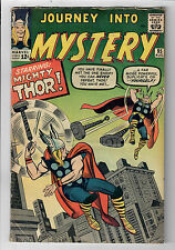 JOURNEY INTO MYSTERY #95 - Grade 4.5 - Both Kirby & Ditko art!