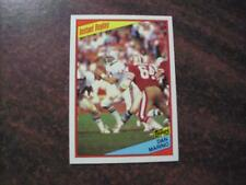 DAN MARINO DOLPHINS 1984 TOPPS ROOKIE CARD #124 INSTANT REPLAY!