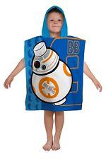 Lego Star Wars Super Soft Hooded Poncho Beach Bath Holiday Towel Boys Kids Child