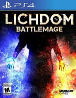 Lichdom Battlemage - PlayStation 4 Brand New In Stock