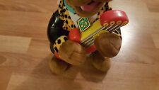 Scooby-Doo with Guitar Rock N Roll Plush Electronic Toy Musical Talking Stuffed