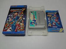 Rockman 7 Nintendo Super Famicom Japan /C