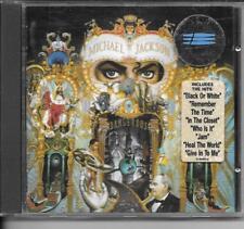CD ALBUM 14 TITRES--MICHAEL JACKSON--DANGEROUS--1991 (STICKER)