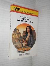 TEMPO DI MASSACRO Franco Enna I capolavori dei gialli Mondadori 219 1963 giallo