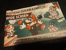 Notice game watch mario the juggler