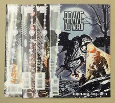Brave old world 1-4 Hefte Comic (C3)