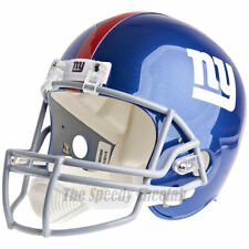 NEW YORK GIANTS RIDDELL VSR4 NFL FULL SIZE REPLICA FOOTBALL HELMET