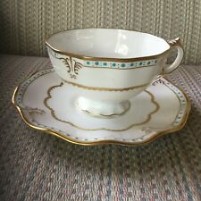 ROYAL CROWN DERBY - ''LOMBARDY''- CUP & SAUCER - 9 AVAILABLE -