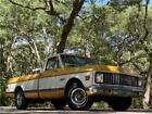 1972 Chevrolet Cheyenne cst 1972 Chevrolet Cheyenne Super CST Barn Find Restoration Project Survivor Factory
