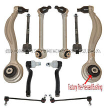 FRONT UPPER + LOWER CONTROL ARM ARMS TIE ROD RODS MERCEDES GLK SUSPENSION KIT 12