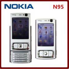Nokia N Series N95 - Deep plum (Unlocked) 2.6″ 3G GSM WCDMA Wifi 5MP Smartphone
