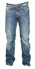 Gant Men's Medium Indigo Twisted Legs Slacket Fit Jeans 129461 US 30 / 34 $175