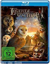 DIE LEGENDE DER WÄCHTER (Blu-ray Disc) NEU+OVP