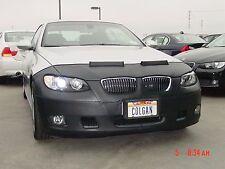 Colgan Front End Mask Bra 2pc. Fits BMW 328i & 328Xi Coupe 2007-10 W/Lic.Plate